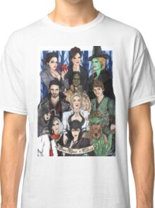Once Upon A Villain Classic T-Shirt