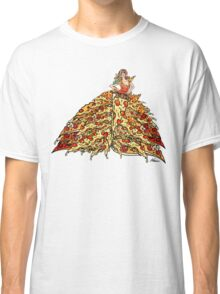 Pizza Dress Classic T-Shirt