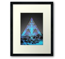 Neither Real Nor Imaginary Framed Print