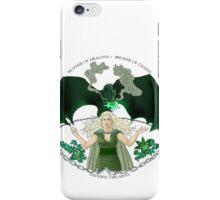 Daenaries Targaryen: Green iPhone Case/Skin