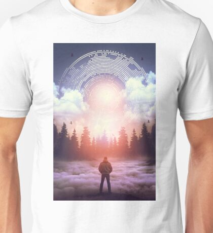Waiting For the Sun to Rise Unisex T-Shirt