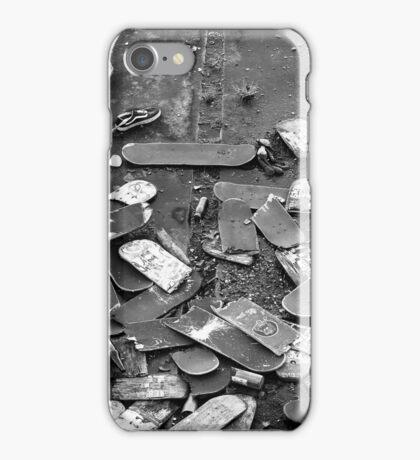 Skate. iPhone Case/Skin