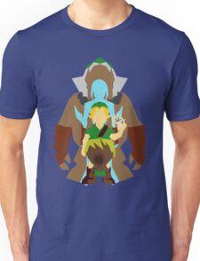 Majora's Mask: Mask Transformations. Unisex T-Shirt