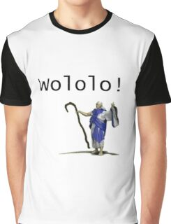 Wololo - Age of Empires II Graphic T-Shirt