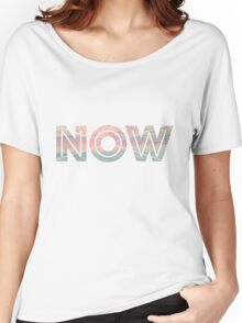NOW Women's Relaxed Fit T-Shirt