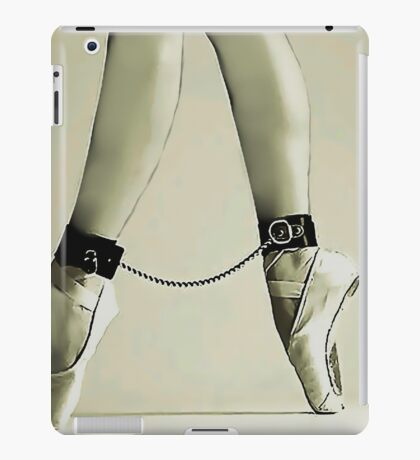 BDSM love - dance for me iPad Case/Skin