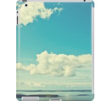 Somebody Leave The Light On iPad Case/Skin
