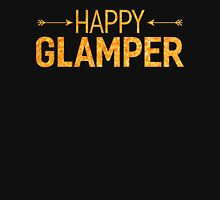 Happy Glamper Glamping T Shirt Women's Relaxed Fit T-Shirt
