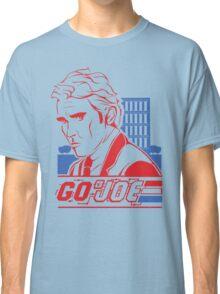 Go Joe (Macmillan) T-Shirt Classic T-Shirt