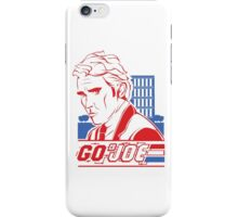 Go Joe (Macmillan) T-Shirt iPhone Case/Skin