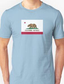 Flag of California  Unisex T-Shirt