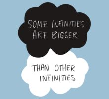 The Fault in Our Stars - Some Infinities Are Bigger Than Other Infinities Baby Tee