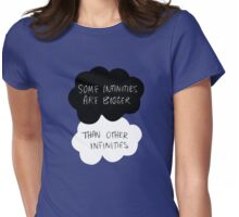 The Fault in Our Stars - Some Infinities Are Bigger Than Other Infinities Womens Fitted T-Shirt