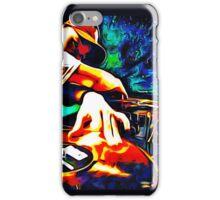 TURNTABLISM - THE DYING ART (of DJing) iPhone Case/Skin