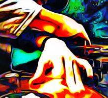 TURNTABLISM - THE DYING ART (of DJing) Sticker