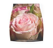 Brides Bouquet  Mini Skirt