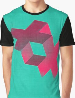 Isometric #2 Graphic T-Shirt