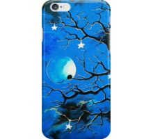 Blue Enchanted Evening iPhone Case/Skin