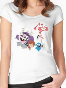 Foster's Home Party Women's Fitted Scoop T-Shirt