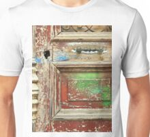 old painted door Unisex T-Shirt