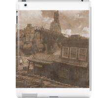 Gold Dust Saloon iPad Case/Skin