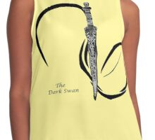 EMMA - THE DARK ONE Contrast Tank