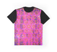 Metatron's Sun Bamboo Bubblegum || Bamboo Empire || Fractal Art Graphic T-Shirt