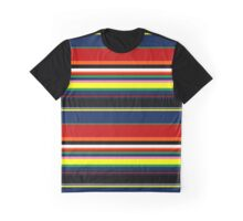 stripey kate Graphic T-Shirt