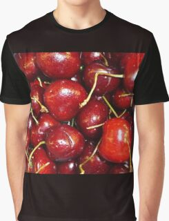 Cherries Graphic T-Shirt