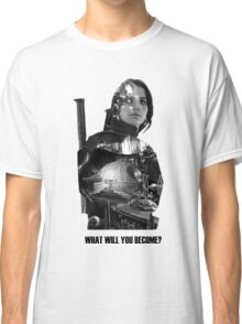 Star Wars : Rogue One - Jyn Erso's fate Classic T-Shirt