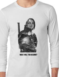 Star Wars : Rogue One - Jyn Erso's fate Long Sleeve T-Shirt