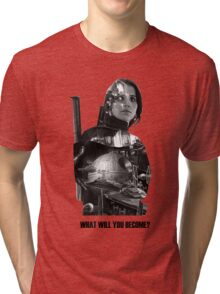 Star Wars : Rogue One - Jyn Erso's fate Tri-blend T-Shirt
