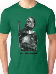 Star Wars : Rogue One - Jyn Erso's fate Unisex T-Shirt