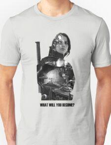 Star Wars : Rogue One - Jyn Erso's fate Unisex T-Shirt