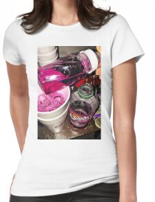 Lean  Womens Fitted T-Shirt