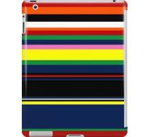 stripey kate iPad Case/Skin