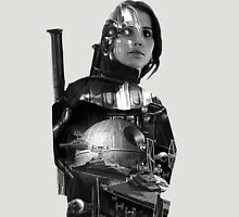 Star Wars : Rogue One - Jyn Erso's fate - TEXTLESS VARIANT Unisex T-Shirt