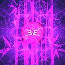 Bamboo Bubblegum Sun || Bamboo Empire || Fractal Art by SirDouglasFresh