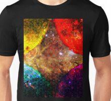 Four Suns Triforce Bright || Future Life Fashion || Fractal Art Unisex T-Shirt