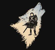 Ghost Wolf Unisex T-Shirt