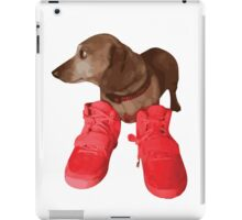 Jeff in Red Octobers iPad Case/Skin