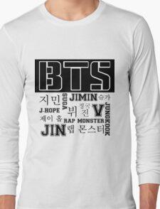 BTS! Long Sleeve T-Shirt