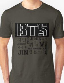 BTS! Unisex T-Shirt