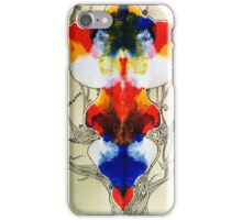 mirror imagination iPhone Case/Skin