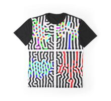 Circuitry Graphic T-Shirt