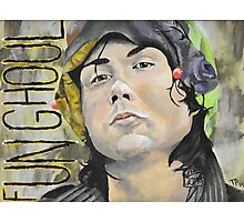 Fun Ghoul Frank Iero Painting Photographic Print