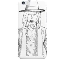 Justin. iPhone Case/Skin