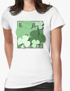 ST. PATRICK III Womens Fitted T-Shirt