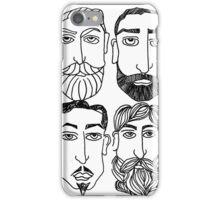 Beards. (plural) iPhone Case/Skin