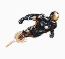 Iron Man - Marvel NOW by Zeryh